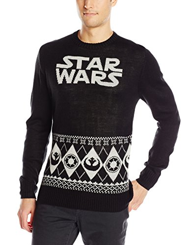star wars mens holiday sweater