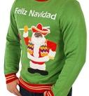 Feliz Navidad Ugly Christmas Sweater