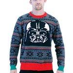darth vader christmas sweater unisex