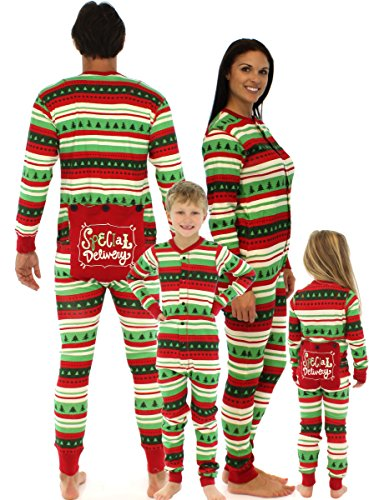 Matching Christmas Pajamas Family