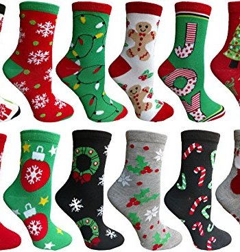 Ugly Christmas Socks - Cute, Tacky, and Funny Christmas Socks