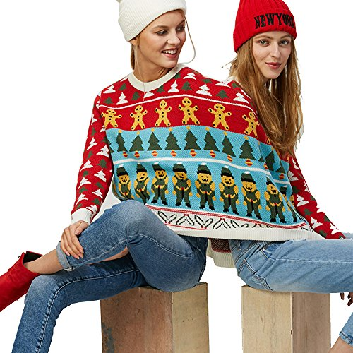 Christmas Sweaters For Couples.Matching Christmas Sweaters For Family Couples