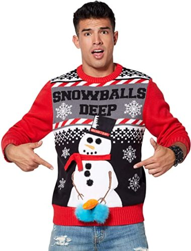 Merry Christmas XMAS Reindeer Games humping naughty fun party sweater Sweatshirt